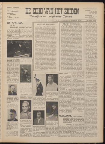 Echo van het Zuiden 1951-01-12