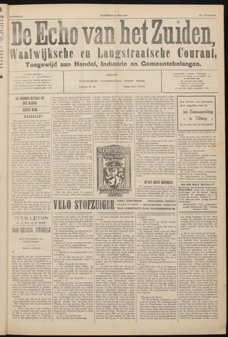 Echo van het Zuiden 1934-07-21