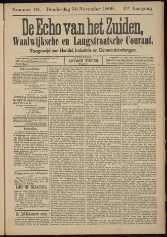 Echo van het Zuiden 1899-11-30