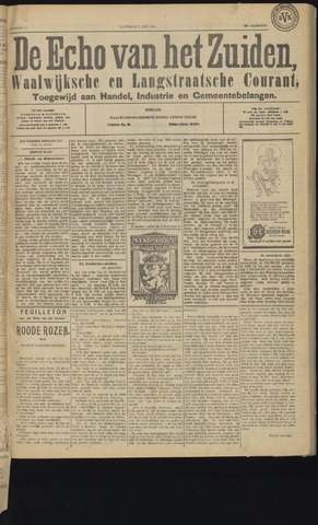 Echo van het Zuiden 1930-07-05