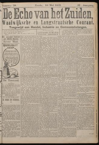 Echo van het Zuiden 1908-05-10
