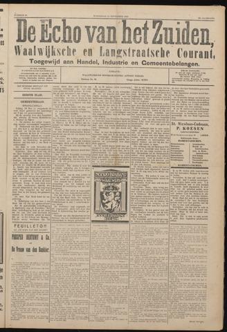Echo van het Zuiden 1926-11-24