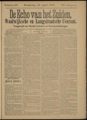 Echo van het Zuiden 1897-04-15
