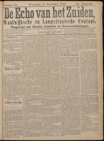 Echo van het Zuiden 1902-11-27