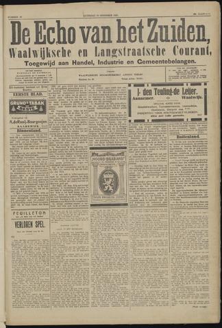 Echo van het Zuiden 1923-11-24