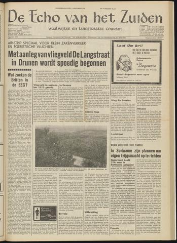 Echo van het Zuiden 1969-12-04