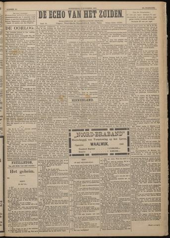 Echo van het Zuiden 1917-11-08