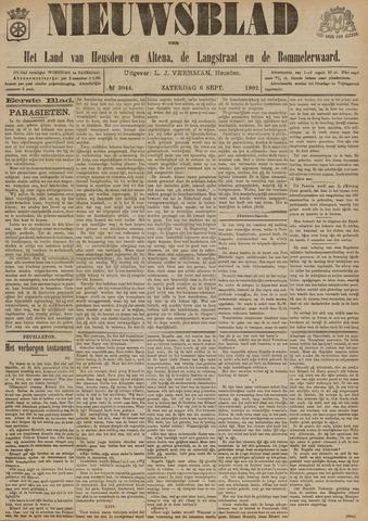 Nieuwsblad het land van Heusden en Altena de Langstraat en de Bommelerwaard 1902-09-06