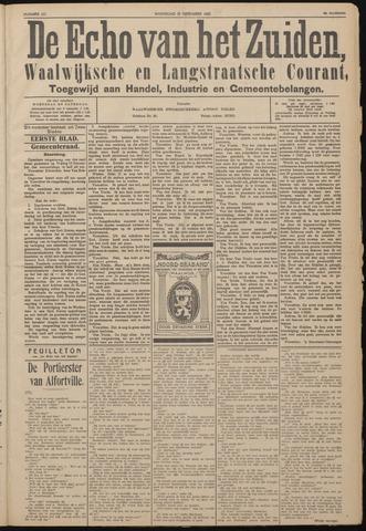 Echo van het Zuiden 1922-12-20