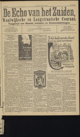 Echo van het Zuiden 1929-02-09