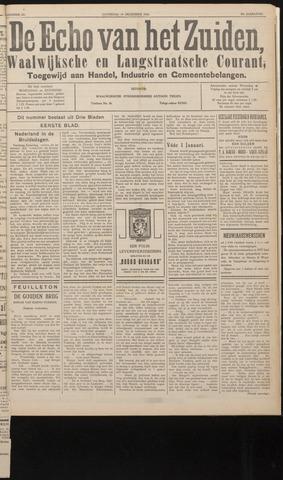 Echo van het Zuiden 1936-12-19