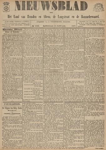 Nieuwsblad het land van Heusden en Altena de Langstraat en de Bommelerwaard 1897-01-16