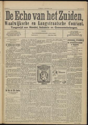 Echo van het Zuiden 1929-12-14