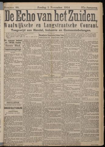 Echo van het Zuiden 1914-11-05
