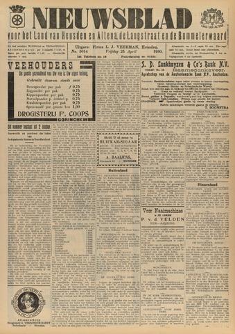 Nieuwsblad het land van Heusden en Altena de Langstraat en de Bommelerwaard 1930-04-25