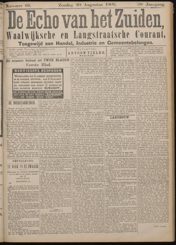 Echo van het Zuiden 1905-08-20