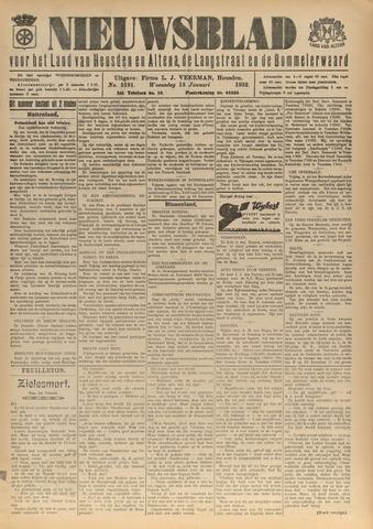 Nieuwsblad het land van Heusden en Altena de Langstraat en de Bommelerwaard 1932-01-13