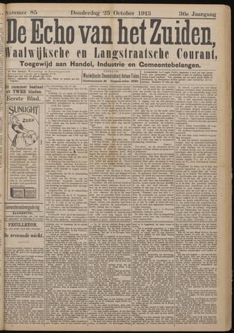 Echo van het Zuiden 1913-10-23