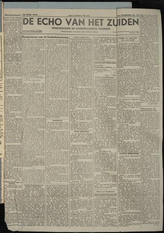 Echo van het Zuiden 1945-04-30
