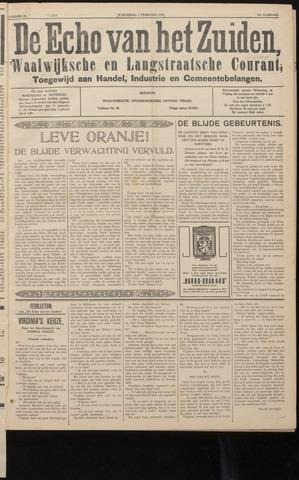Echo van het Zuiden 1938-02-02
