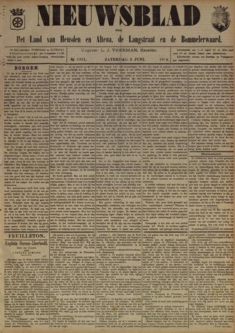 Nieuwsblad het land van Heusden en Altena de Langstraat en de Bommelerwaard 1894-06-02