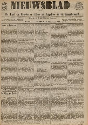 Nieuwsblad het land van Heusden en Altena de Langstraat en de Bommelerwaard 1900-10-31