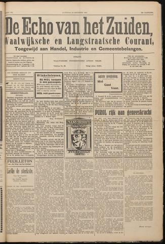 Echo van het Zuiden 1932-12-24