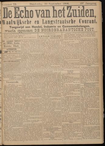 Echo van het Zuiden 1906-09-20