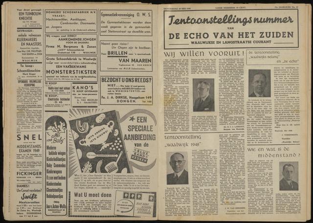 Echo van het Zuiden 1948-05-20