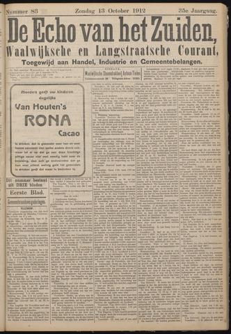 Echo van het Zuiden 1912-10-13