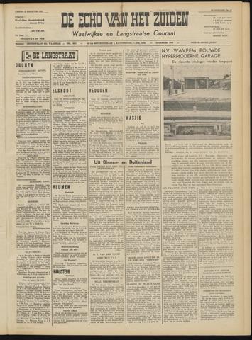 Echo van het Zuiden 1954-08-06
