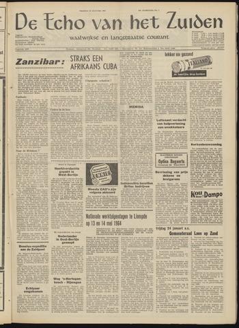 Echo van het Zuiden 1963-01-21