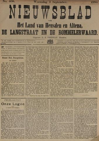 Nieuwsblad het land van Heusden en Altena de Langstraat en de Bommelerwaard 1885-09-02