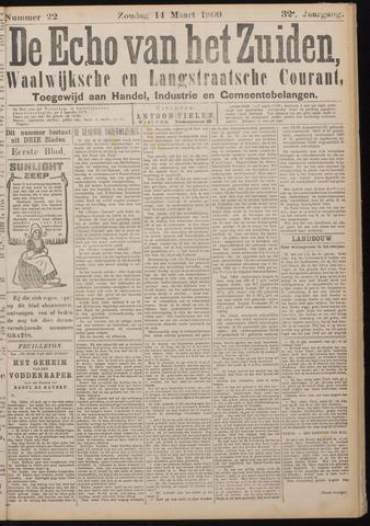 Echo van het Zuiden 1909-03-14