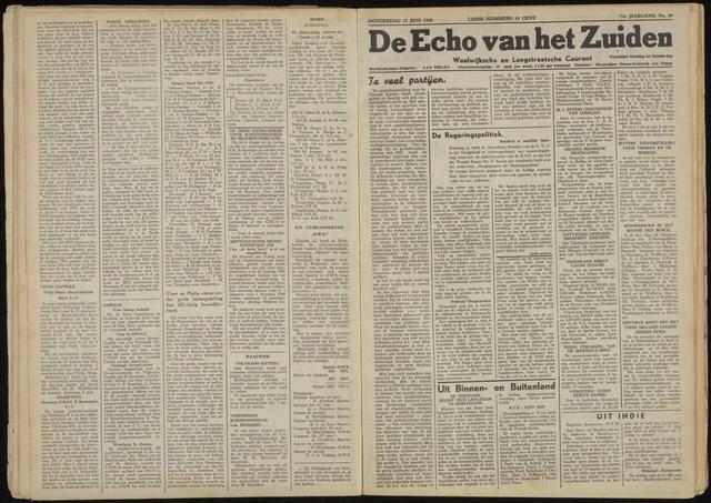 Echo van het Zuiden 1948-06-17