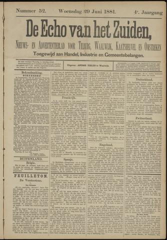 Echo van het Zuiden 1881-06-30