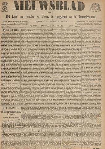 Nieuwsblad het land van Heusden en Altena de Langstraat en de Bommelerwaard 1897-01-30