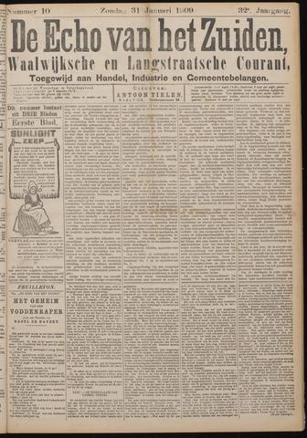 Echo van het Zuiden 1909-01-31