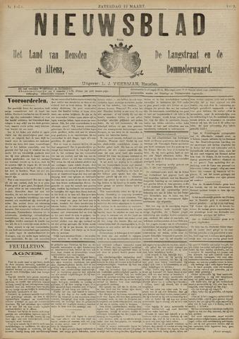 Nieuwsblad het land van Heusden en Altena de Langstraat en de Bommelerwaard 1892-03-12
