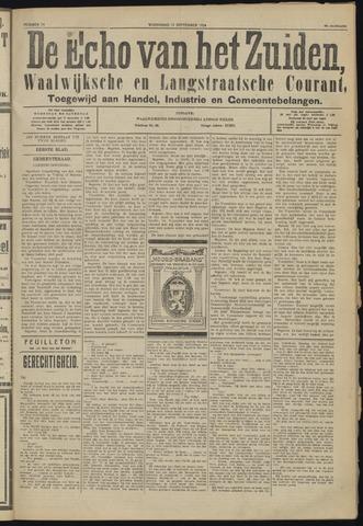 Echo van het Zuiden 1924-09-17