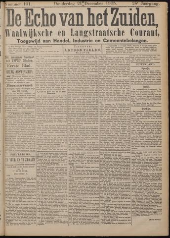 Echo van het Zuiden 1905-12-21
