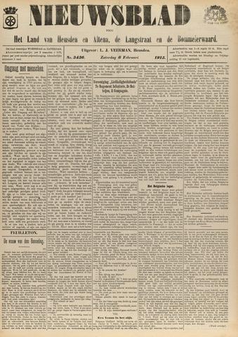 Nieuwsblad het land van Heusden en Altena de Langstraat en de Bommelerwaard 1915-02-06