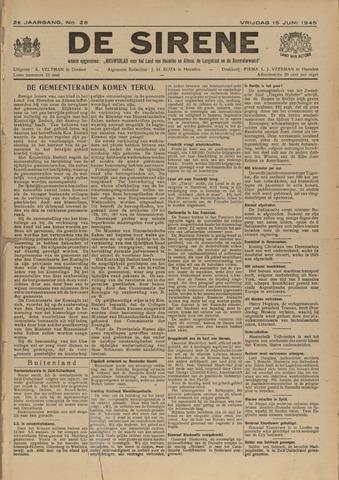 De Sirene 1945-06-15
