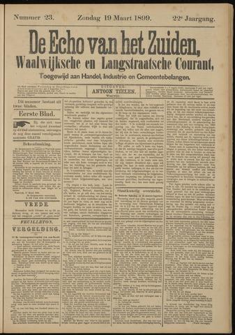 Echo van het Zuiden 1899-03-19