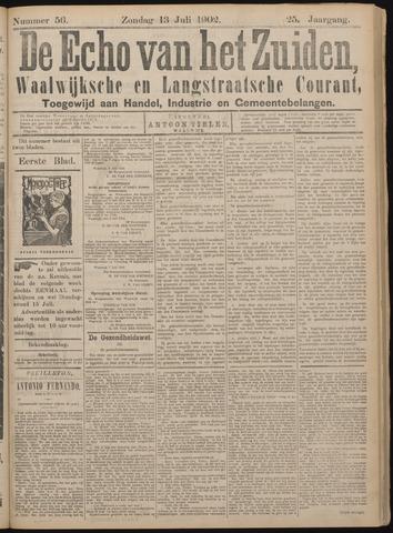 Echo van het Zuiden 1902-07-13