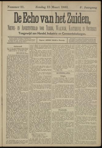 Echo van het Zuiden 1881-03-13