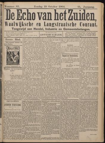 Echo van het Zuiden 1902-10-19