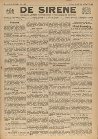 De Sirene 1945-07-16