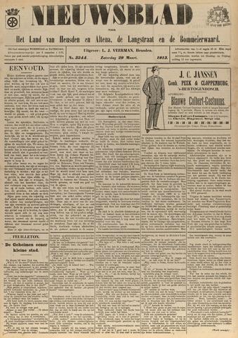 Nieuwsblad het land van Heusden en Altena de Langstraat en de Bommelerwaard 1913-03-29