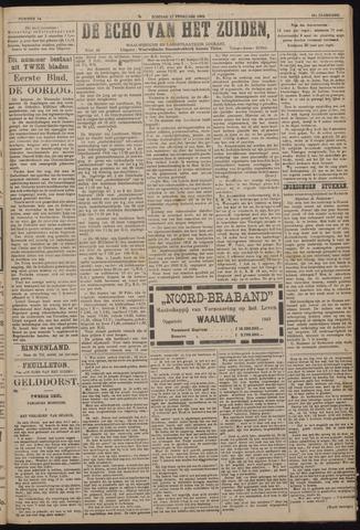 Echo van het Zuiden 1918-02-17